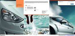 Catálogo Ford S-MAX