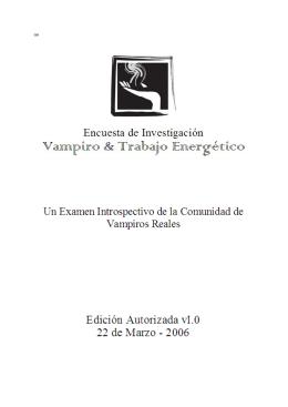 VEWRS - Spanish Professional Ed.