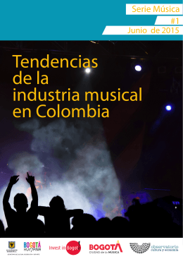 Tendencias de la industria musical en Colombia