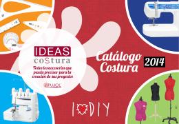 14811386 ** Catálogo Costura 2014
