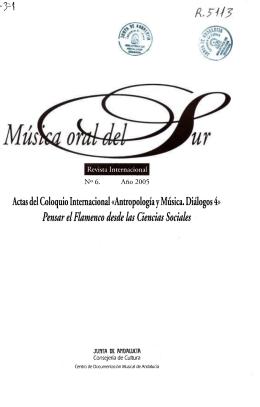 Texto completo - Centro de Documentación Musical de Andalucía
