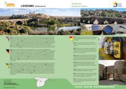 Authentic Northern Spain LEDESMA (Salamanca)