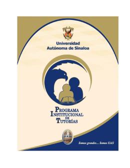 PIT_UAS - Programa Institucional de Tutorías