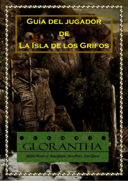 Guía del jugador - laisladelosgrifos.net