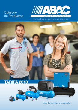Compresores ABAC - ABAC Air Compressors