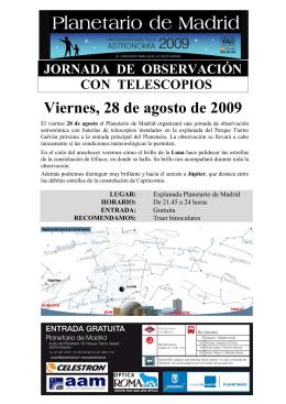 JORNADA DE OBSERVACIN PBLICA