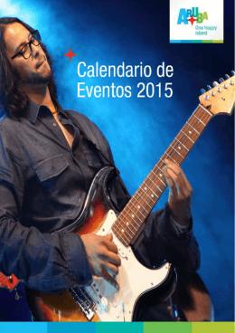 Haz click acá para descargar el Calendario de Eventos 2015
