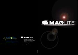 Catálogo MagLite