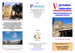 tripitco jornadas JACA08 - Asociación de empresasarios de