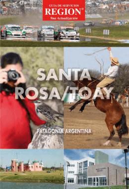Guia de Servicios Santa Rosa - Toay