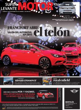 LEVANTE - Feria del Automóvil y del Vehículo de Ocasión de Valencia