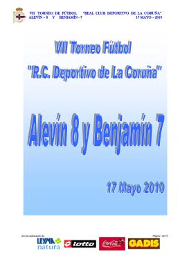 VII TORNEO FÚTBOL RCD WEB