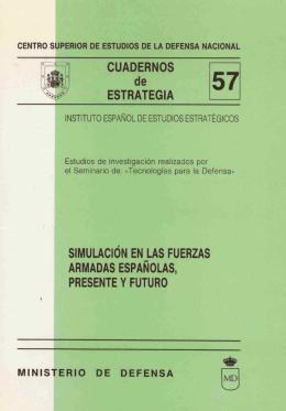 Nº 057 1993 - Instituto Español de Estudios Estratégicos