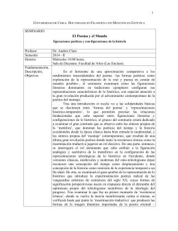 Programa profesor Andrés Claro