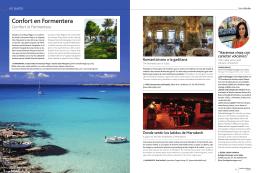 Confort en Formentera