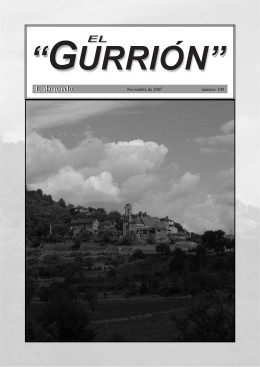 gurrion 109 - El Gurrion