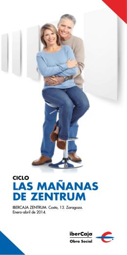 LAS MAÑANAS DE ZENTRUM