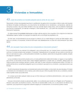 Viviendas e inmuebles - Consejo General del Notariado
