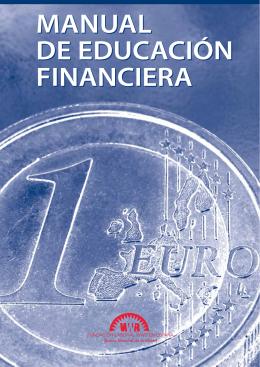 Manual de educación financiera. Publicado por la Fundación