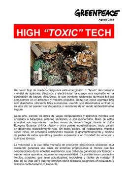 HIGH TOXIC TECH