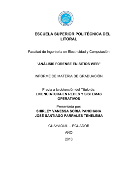 documento - Cib - Escuela Superior Politécnica del Litoral