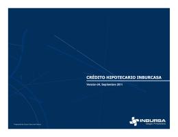 Inburcasa Presentación Clientes V24Sept2011