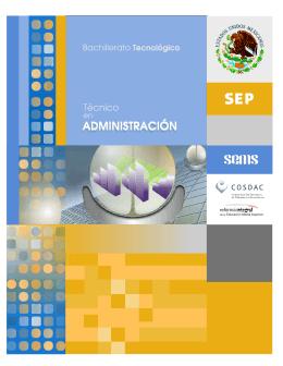 Programa de estudio - Técnico en Administración
