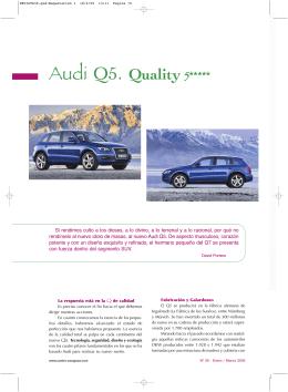 Audi Q5. - Centro Zaragoza
