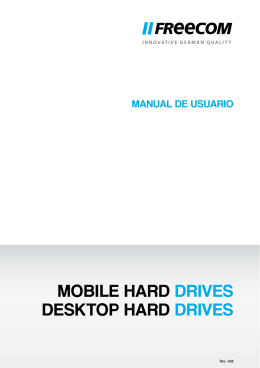 MOBILE HARD DRIVES DESKTOP HARD DRIVES