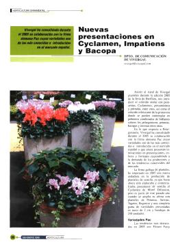 Revista Horticultura 190 - Enero 2006