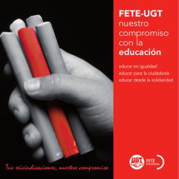 polfolletocorporativo - FETE-UGT