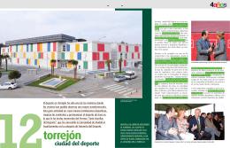 Torrejón, ciudad del deporte