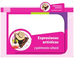Expresiones artísticas y patrimonio cultural