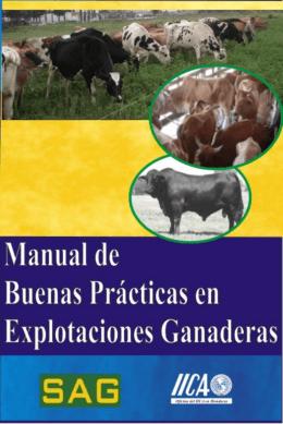 Manual de Buenas Prácticas en Explotaciones Ganaderas