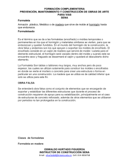 MATERIAL DE APOYO FORMALETAS