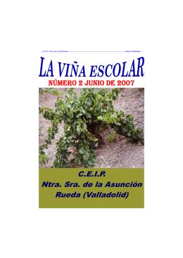 Revista 2006-2007 - CEIP Ntra. Sra. de la Asunción
