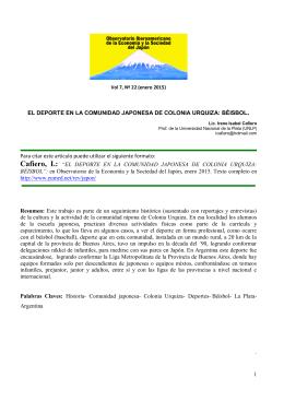 Para ver el artículo completo en formato pdf pulse aquí