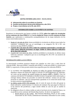 Asetra informa 002-2015