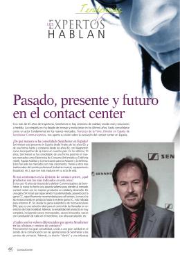 Leer en pdf - revista contact center
