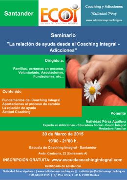 Santander - Escuela de Coaching Integral
