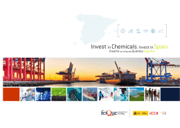 Invest in Chemicals, Invest in Spain