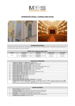 Descarga - Gran Teatro de Córdoba
