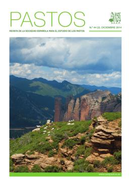 Pastos 44(2) - Sociedad Española para el Estudio de los Pastos