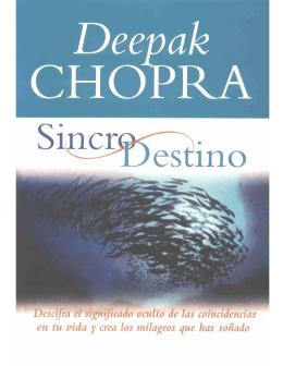 Deepak Chopra - SincroDestino