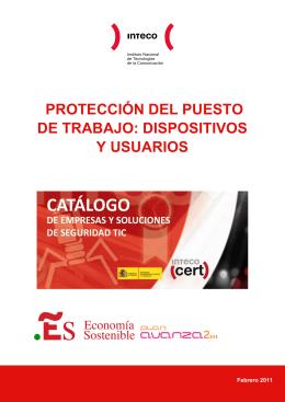 Protección del puesto de trabajo: dispositivos y usuarios