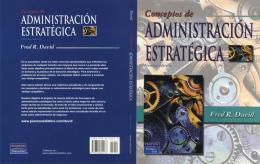 Conceptos de administración estratégica, 9na. Edición