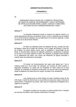 30 - Ayuntamiento de Fuengirola