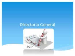 Directorio General