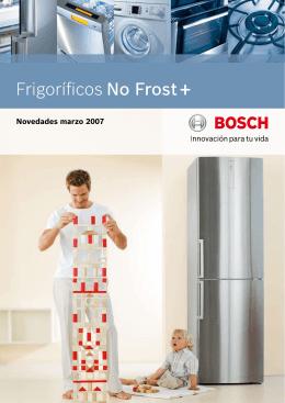 Frigoríficos No Frost +