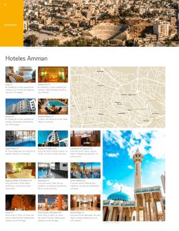 Hoteles Amman